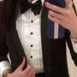lady tuxedo