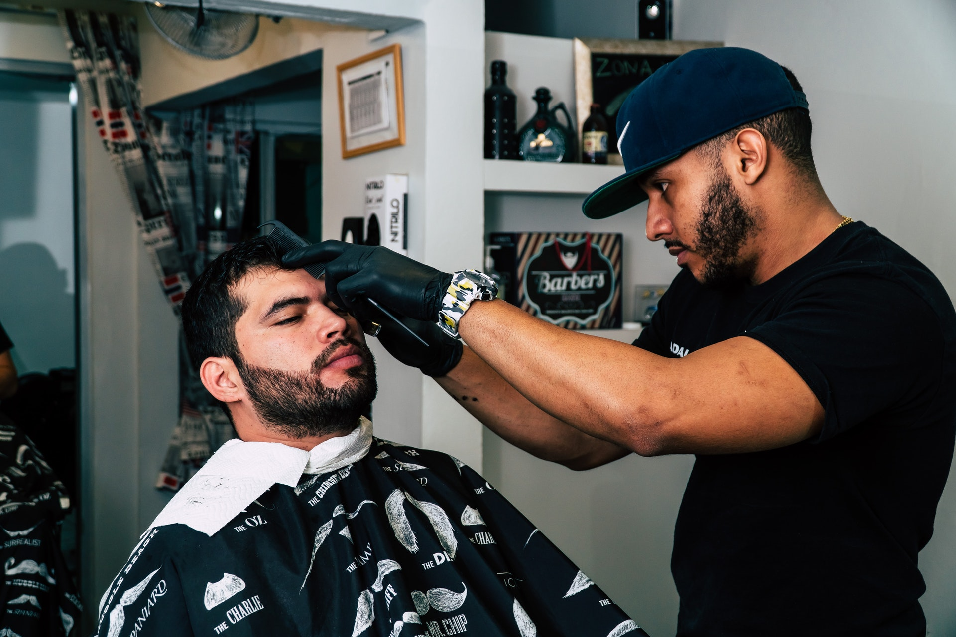 When Should You Get A Haircut For Your Big Day Rose Tuxedo