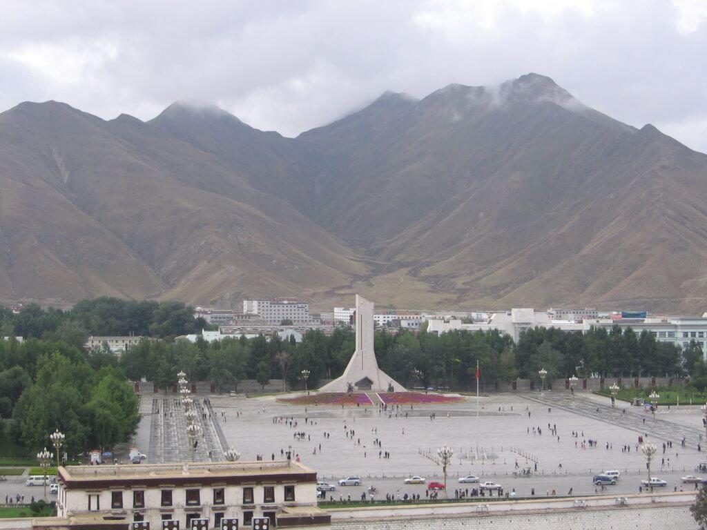 Palacio de Pottala, Lhasa