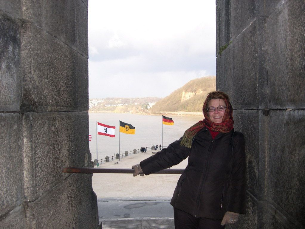 Rin, Alemania, desde Coblenza.