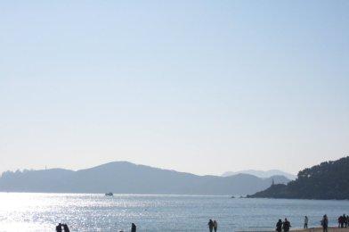 Busan: Una mirada al Pacífico.