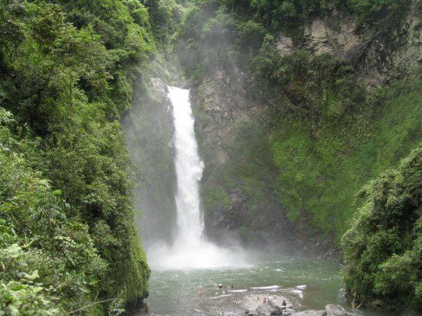 Cascada en Banaue