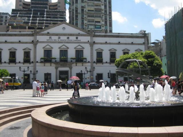 Plaza de Macao