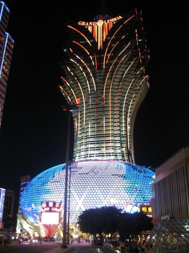 Macao. Las Vegas asiática.