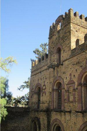 Castillos de Góndar, Etiopía.