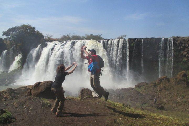 Cataratas Nilo Azul, Etiopía