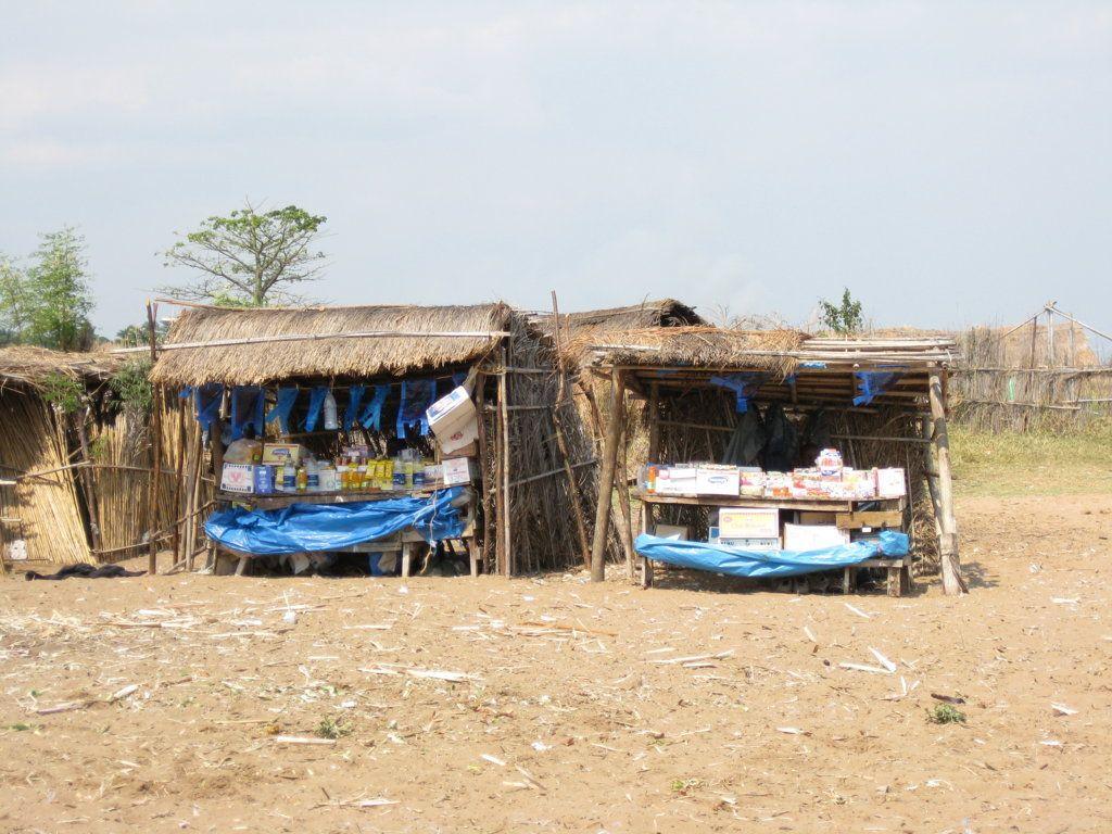 Ujiji en Tanzania