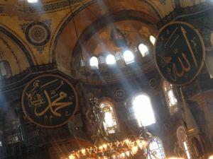 Aya Sofia, Estambul