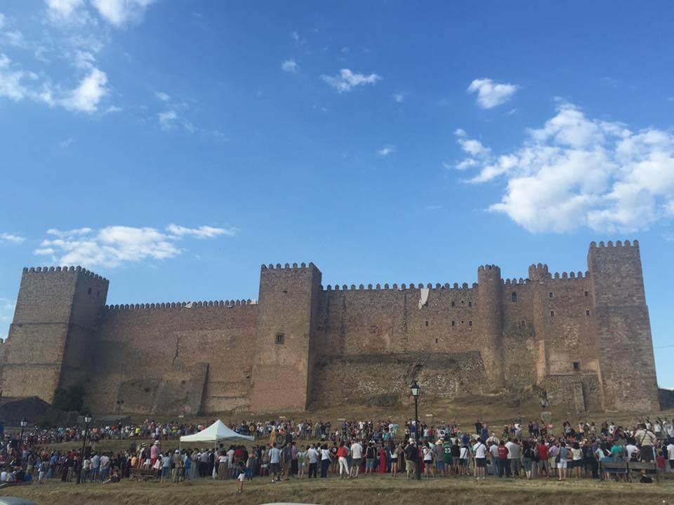 Castillo de Sigüenza, Guadalajara