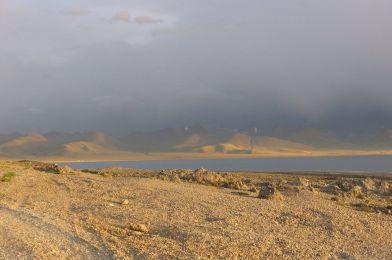 Lago Namtsó, el lago mágico del Tíbet.