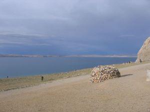 Lago Namtso, Tíbet
