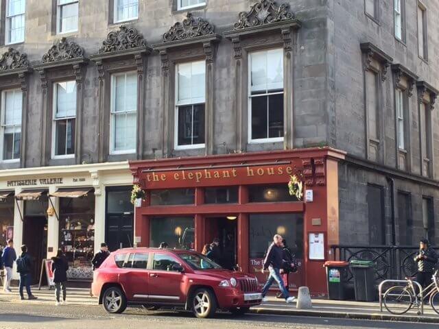 El Pub donde se escribió Harry Potter