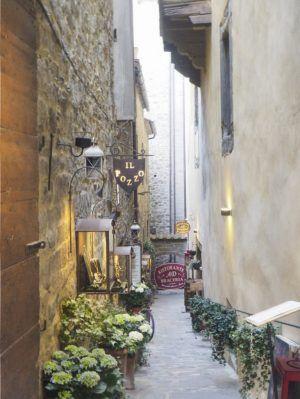 Cortona, Toscana,
