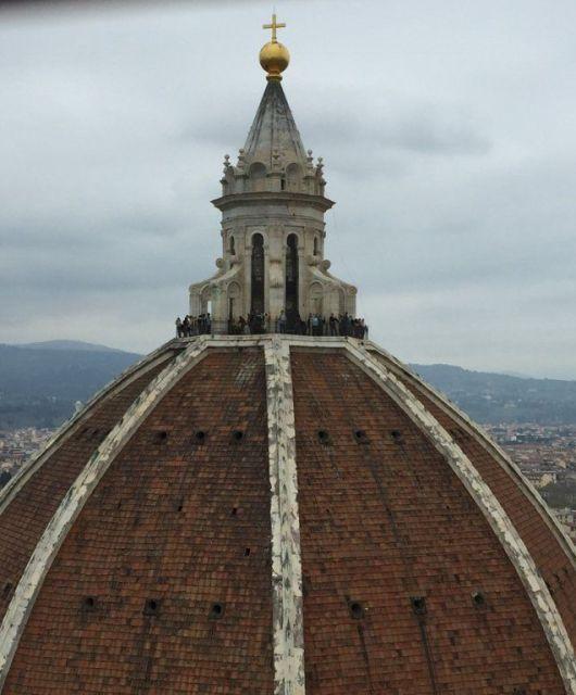 Florencia, cúpula de Brunelleschi