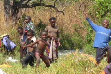 Diario de viaje de Africa del Este: Zambia