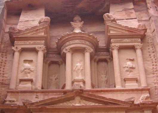 Al Khazneh, Petra.