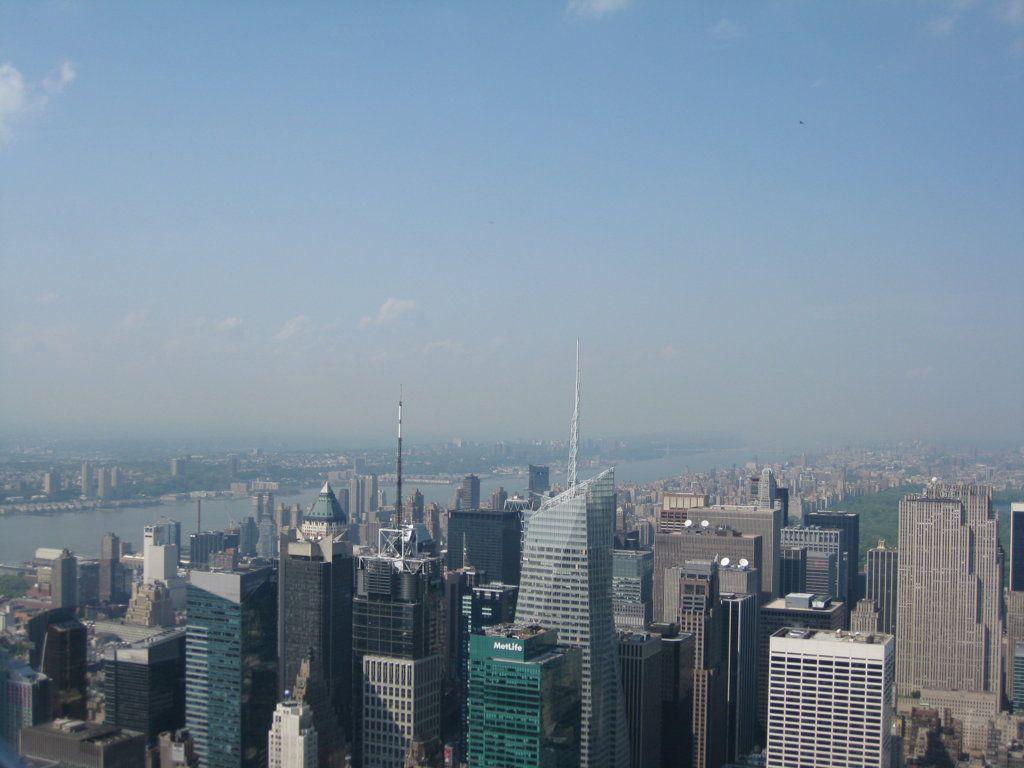 Vistas desde el Empire State, NY.