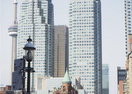 St. lawrence, Toronto