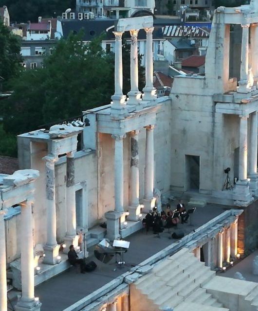 Plovdiv teatro romano