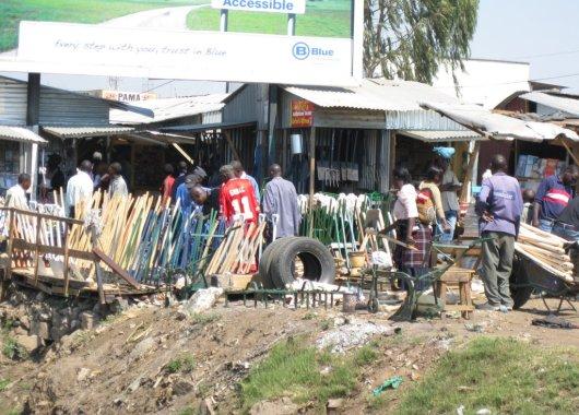 Mercado de Lusaka