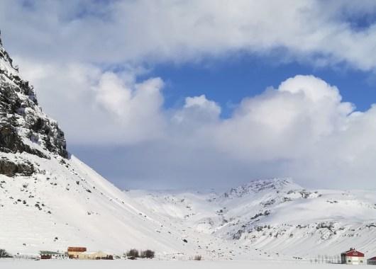 Volcán Eyjafjallajökull