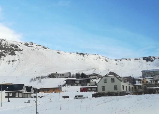 Viaje a Islandia en invierno
