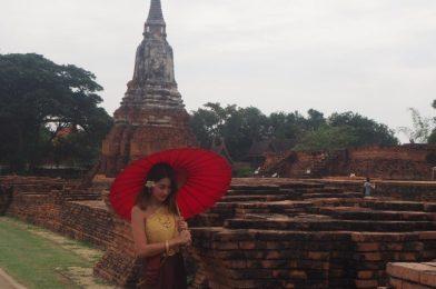 Tailandia por primera vez