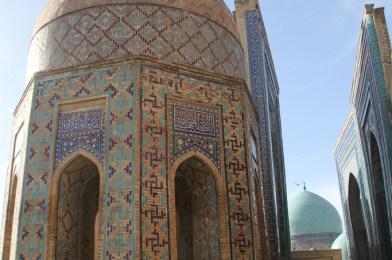 Samarkanda, la ciudad que brilla en la Ruta de la Seda