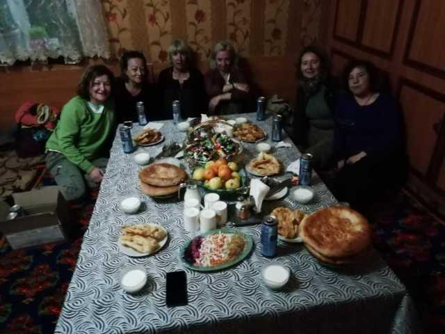 Islanderkul en Tayikistan