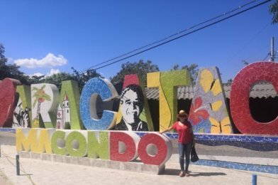 Aracataca, la patria de Gabriel García Márquez