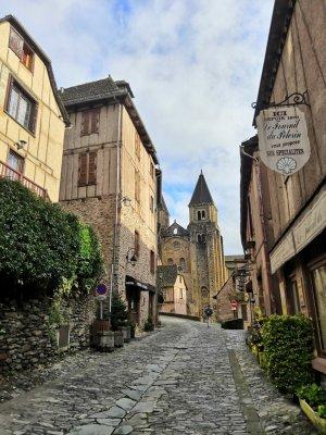 Conques en Francia