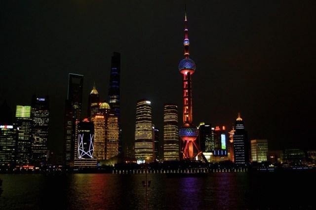 Viaje a Shanghai, China