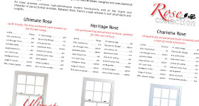 Rose Collection comparison sheet