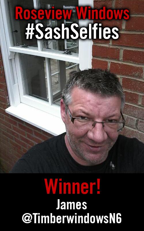 SashSelfies - April 2017 winner
