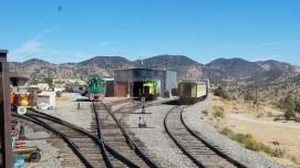 Virginia Rail shed area