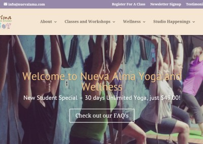 Nueva Alma Yoga and Wellness