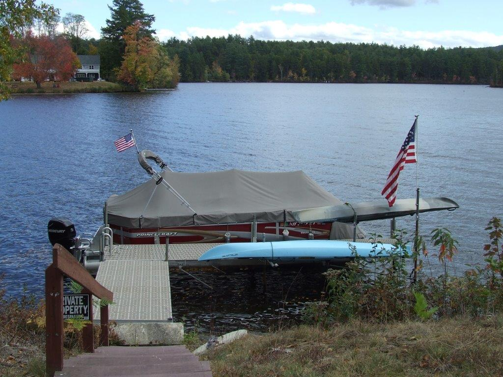 Party Boat Bed & Breakfast NH Conway, Madison