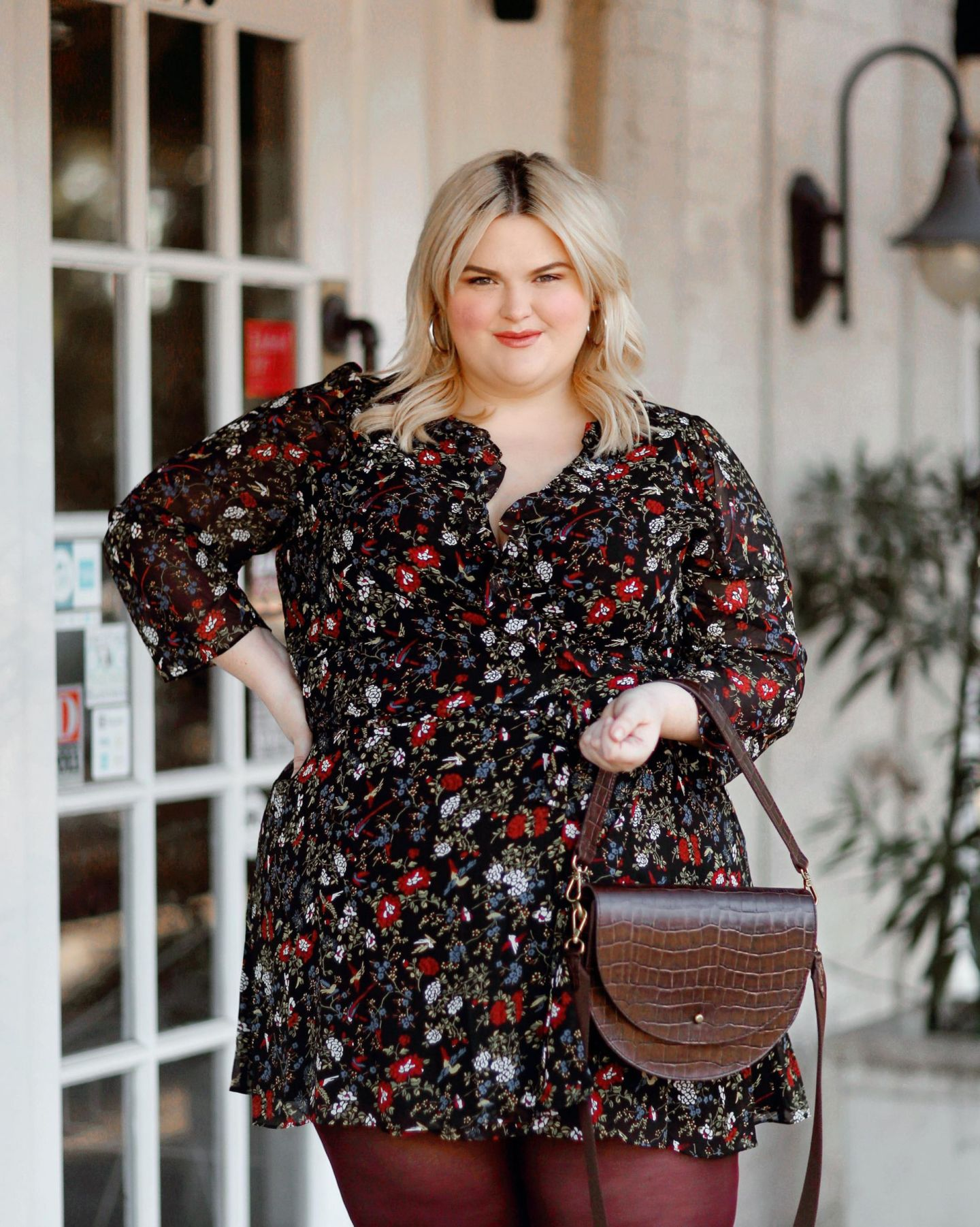 plus-size-fall-dress