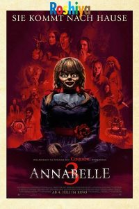 Download Annabelle Comes Home (2019) {Hindi-English} HD  CAMRip 480p [300MB] || 720p [950MB]