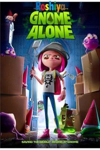 Download Gnome Alone (2017) {Hindi-English} 480p [250MB]  || 720p [900MB] BluRay HD, Netflix