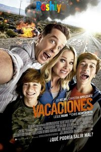 Download Vacation 2015 {English} 480p [230MB] || 720p  [900MB] || 1080p [12GB] BluRay