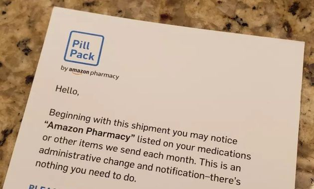 Amazon Pharmacy signals the online retailer's latest incursion into the US health care market.