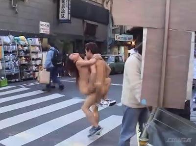 公然猥褻野外セックス2