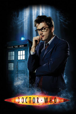 david-tennant-is-doctor-who-poster