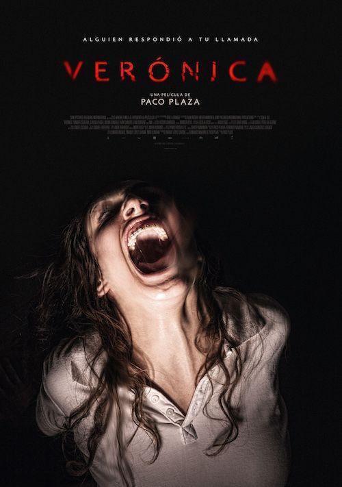 Verónica gritando