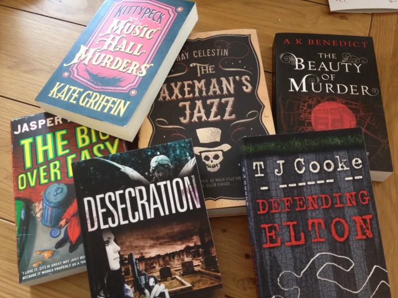 CrimeFest-books