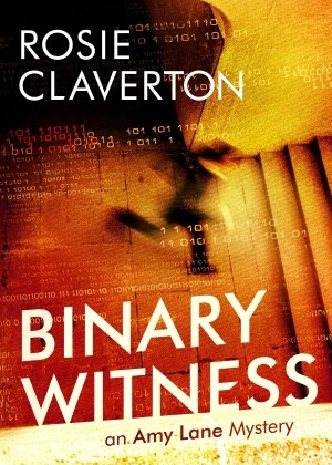 RELAUNCH: Binary Witness and Code Runner in paperback – plus Binary Witness audiobook!