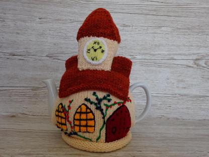 cosie knitted cozy