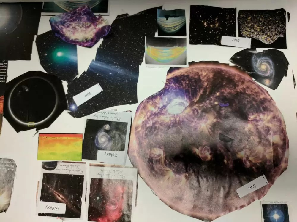 Make Some Space: Patterns in the Night Sky