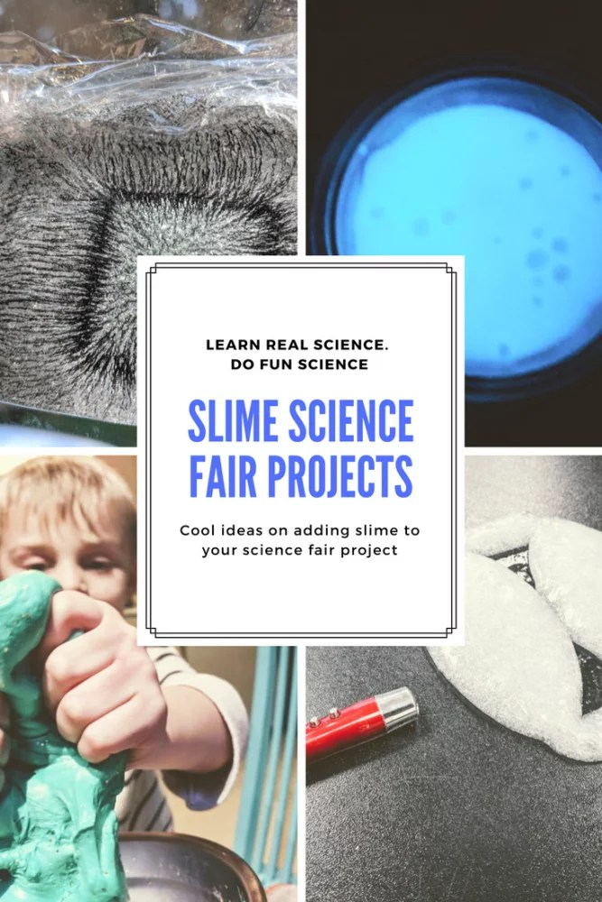 A Slime Science Fair Project Ideas And Questions For Slime Based